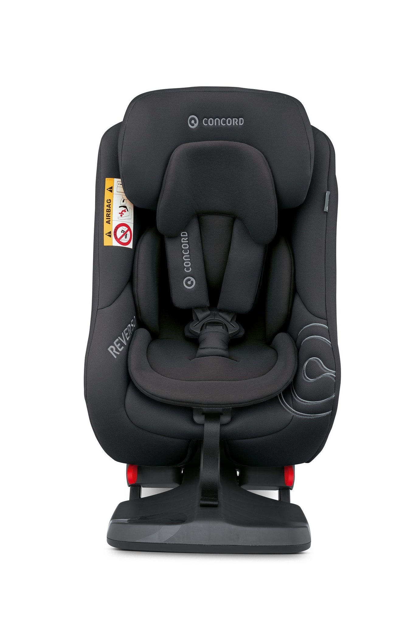 concord reverso plus 23kg isofix rear facing car seat. Black Bedroom Furniture Sets. Home Design Ideas