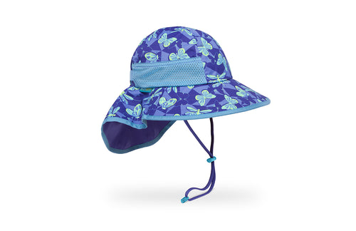 Kids Sun Play Hat SPF50+ Rearfacing.ie