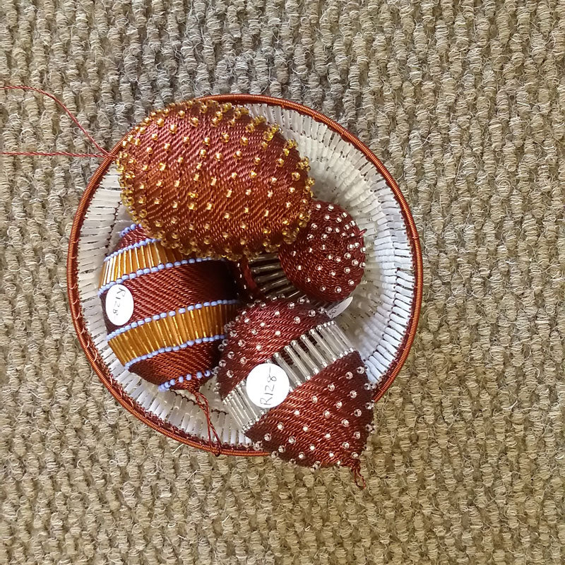 Beaded Bowls - Each