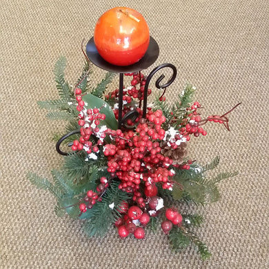 Candle Holder/Wreath