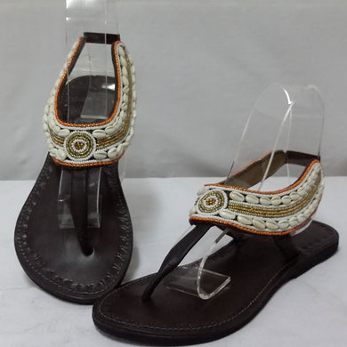 Payal Back Strap Flat