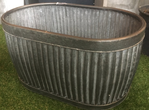 Ribbed Trough (Large)