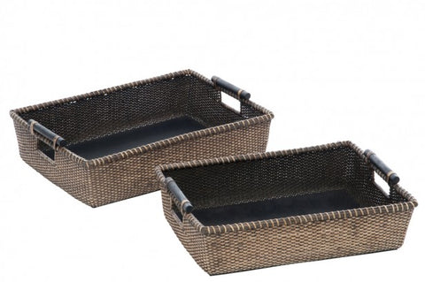 Woven Tray (Large)
