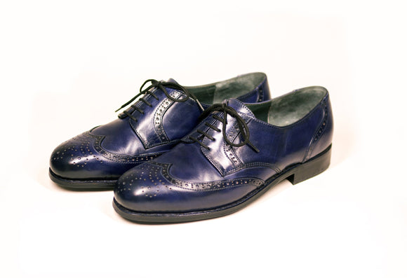 Spencer T. Derby Shoes
