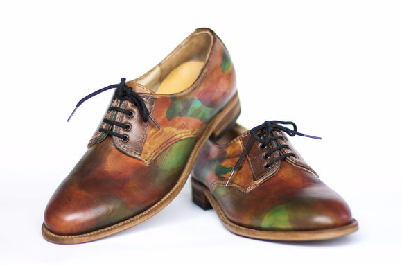 Lauren B. Derby Shoes