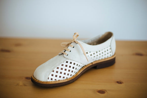 Tippi H. Derby Shoes