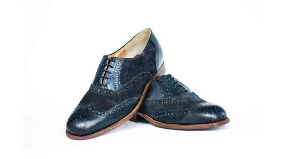 Gregory P. Oxford Shoes