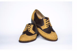 Rita H. Derby Shoes