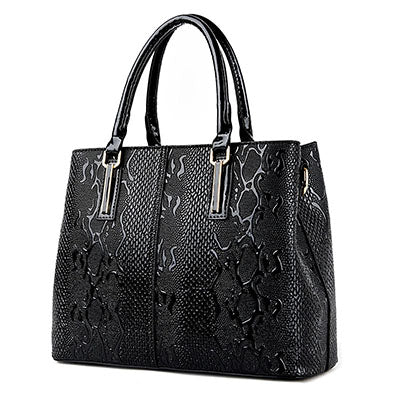 Luxury Serpentine Women Bag