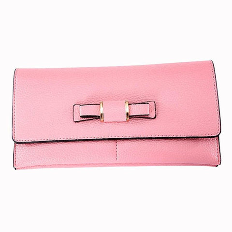 Luxury Wallet with Clip for Women