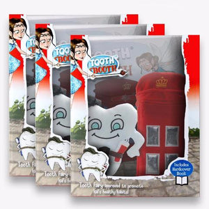 The Family 3 Pack - Three Tooth in the Booth Box Sets