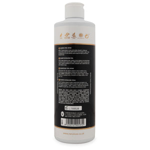 Nanoluxe Total Repair Shampoo  Enriched with Caviar and Silk Proteins (400 ml)