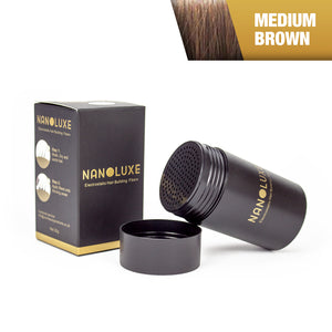 Nanoluxe Hair Fibers Thickening concealer powder 25 g