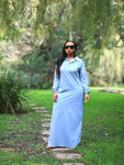 Golf Shirt Maxi Mint Grey