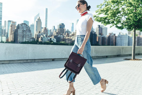 Cambridge Satchel - Style, Blogging & New York City