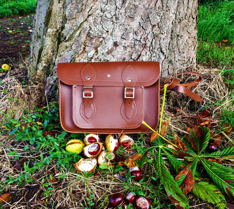 Cambridge Satchel - Why We Love Autumn