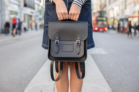 Cambridge Satchel - Welcome To Our Journal