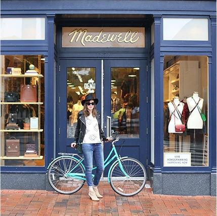 Cambridge Satchel - Travel Diaries: Georgetown