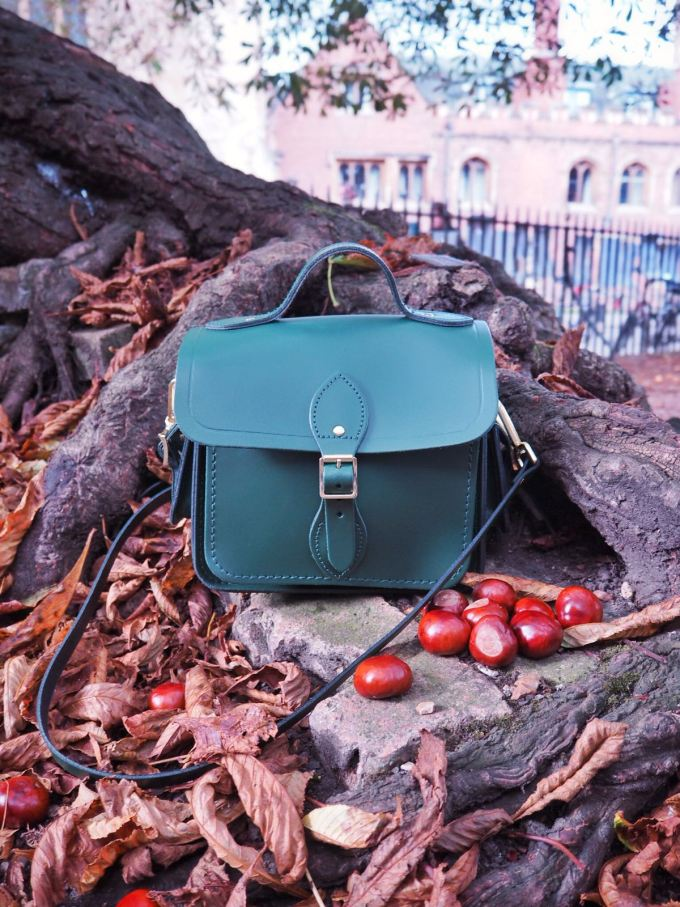 Cambridge Satchel - Autumn Bucket List