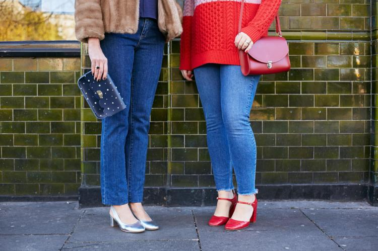 Cambridge Satchel - Charlotte Jacklin and Charlotte Melling