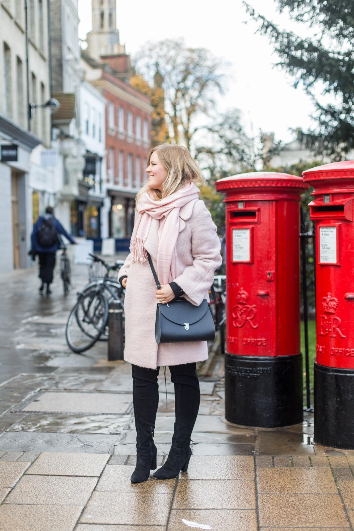 Cambridge Satchel - A Girl A Style