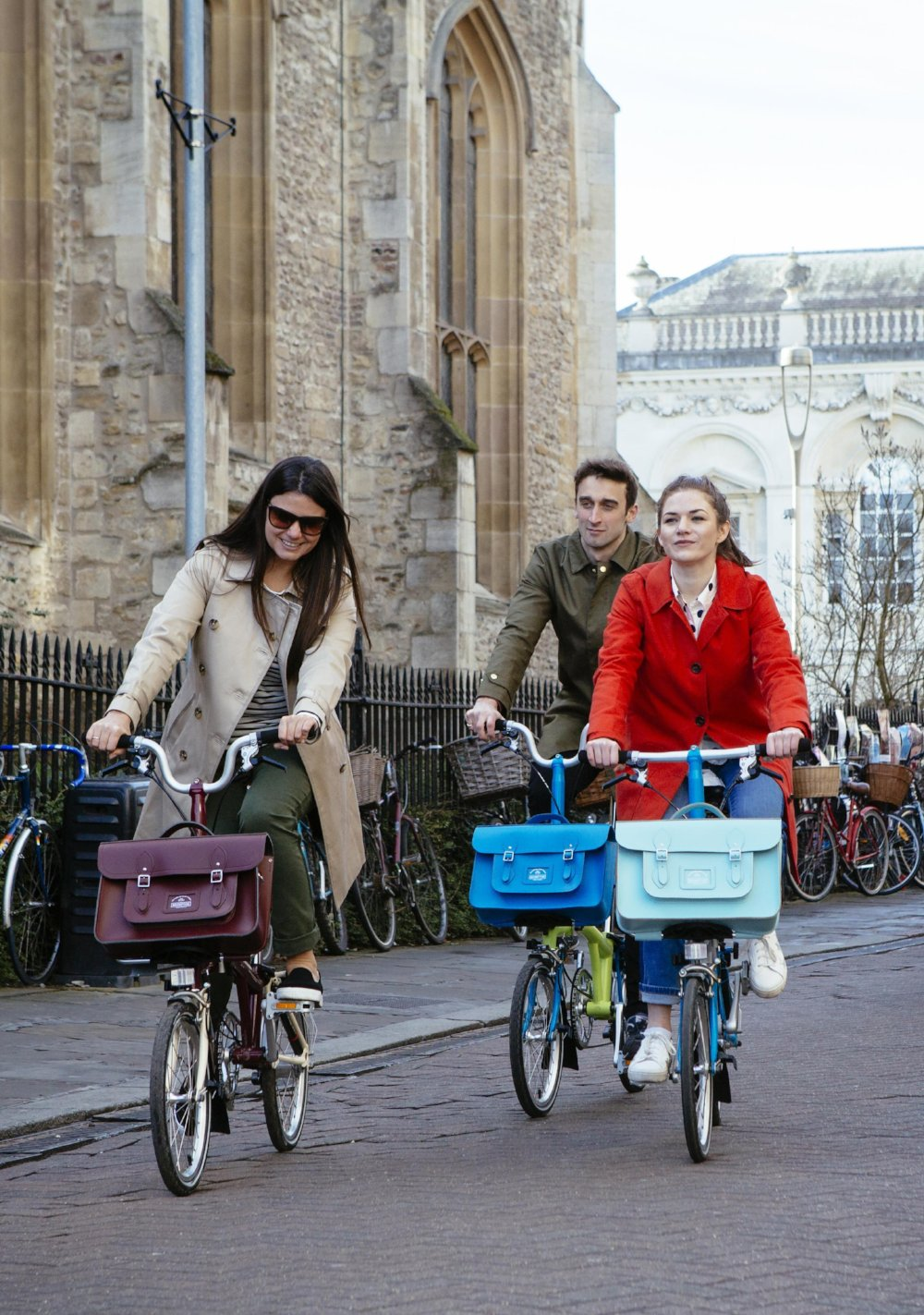 Cambridge Satchel - CSC Met Brompton