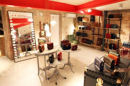 All the The Cambridge Satchel Company store locations in the UK, with directions to each one.