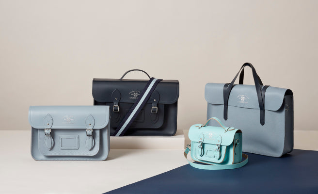 Cambridge Satchel - Cambridge University Collaboration