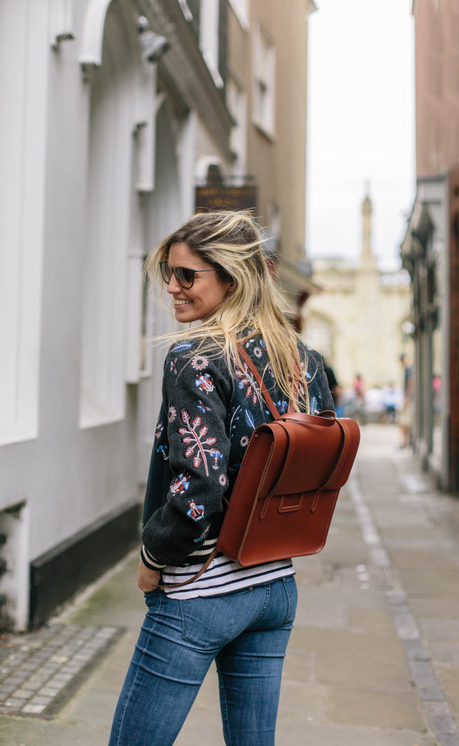 Cambridge Satchel - Downing Street