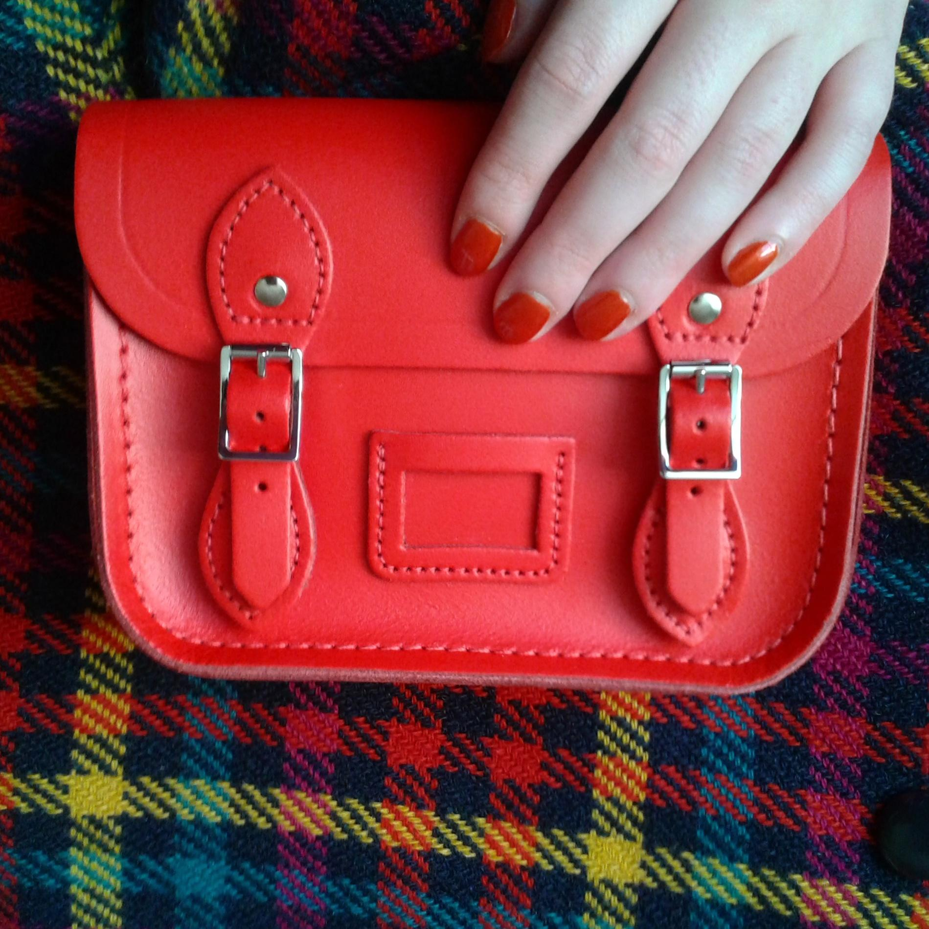 Cambridge Satchel - CSCstories