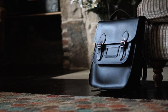 Cambridge Satchel - 48 Hours In Edinburgh