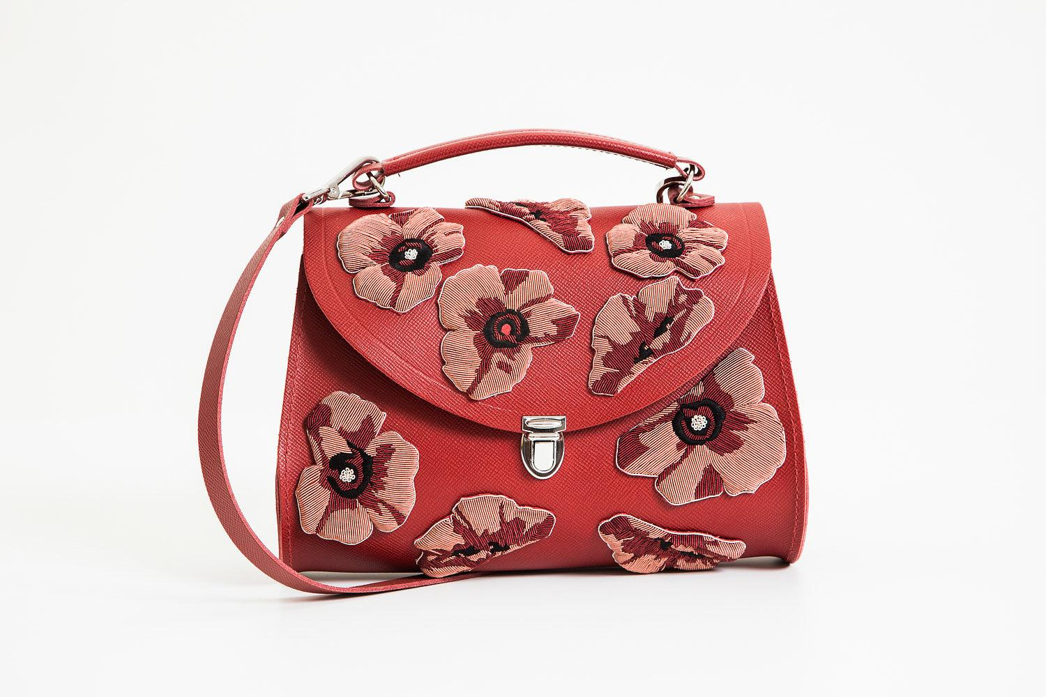 Cambridge Satchel - Embellished Handbag