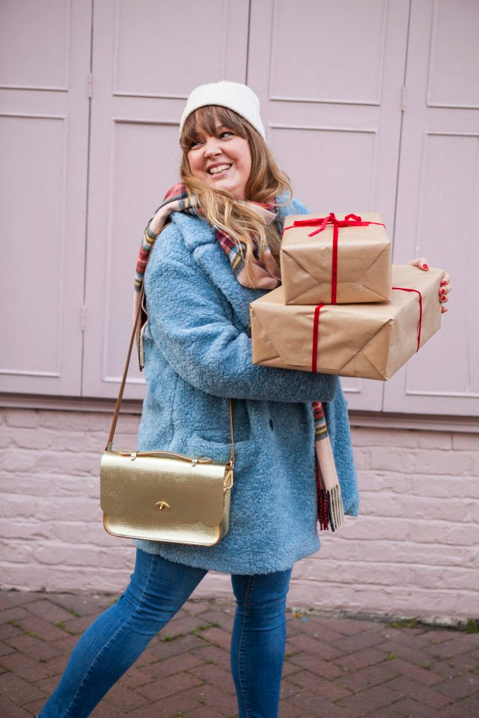 Cambridge Satchel - Charlotte Jacklin Of Betty Magazine