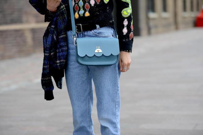 Cambridge Satchel - London Fashion Week