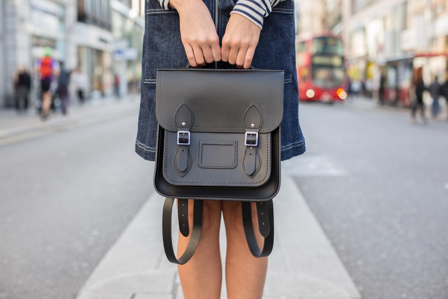 Cambridge Satchel - My Weekend Wardrobe