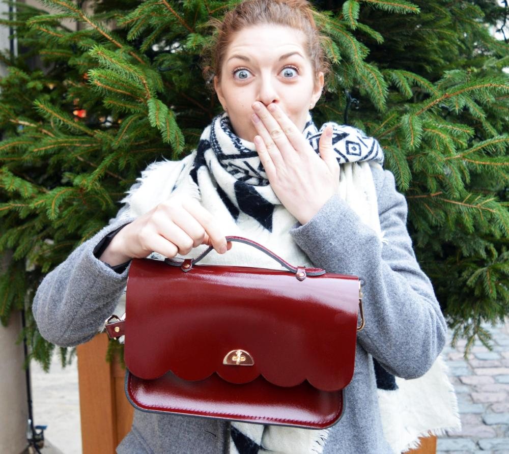 Cambridge Satchel - Dear Santa
