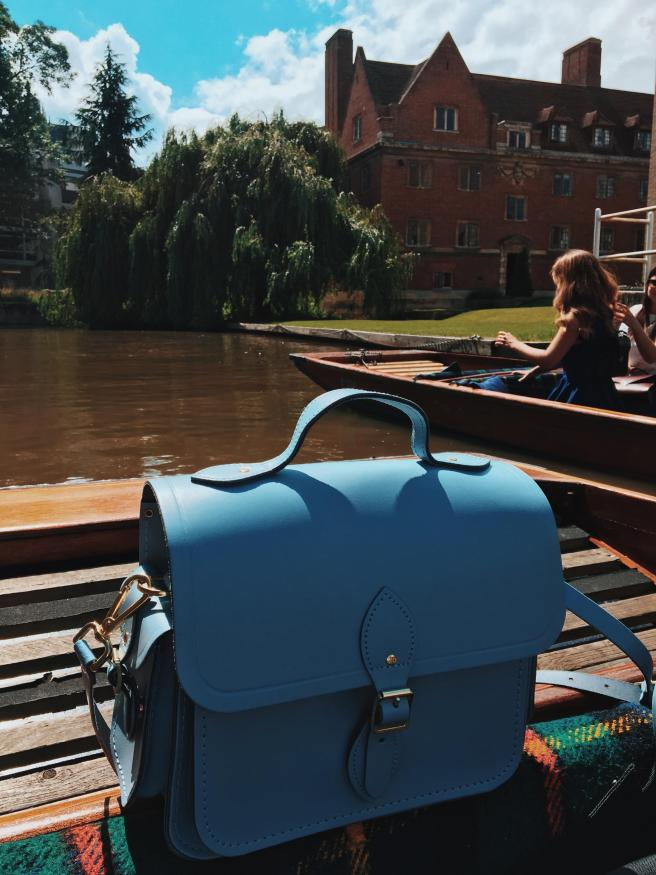 Cambridge Satchel - Our Cambridge Shoot