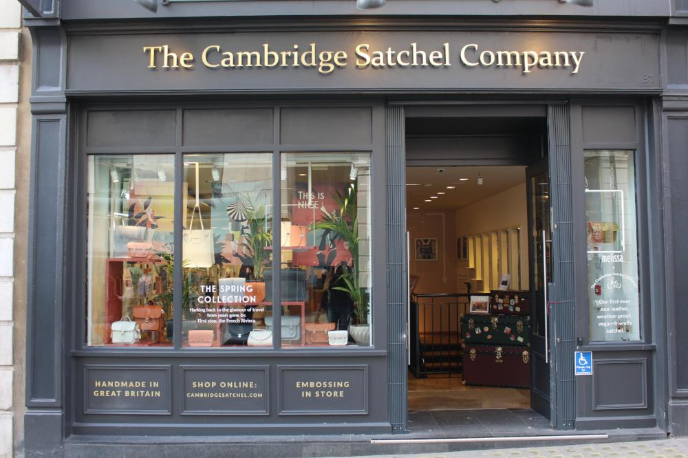 Cambridge Satchel - Inspiration Behind