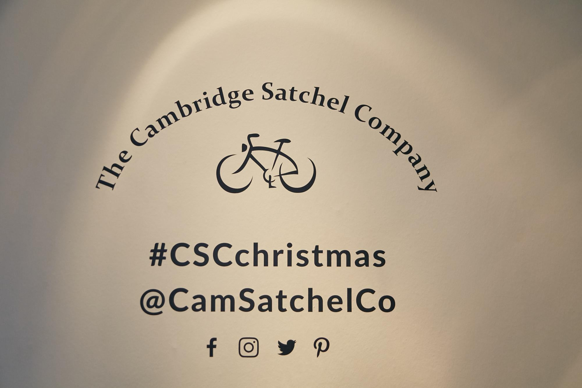 Cambridge Satchel - Christmas In July