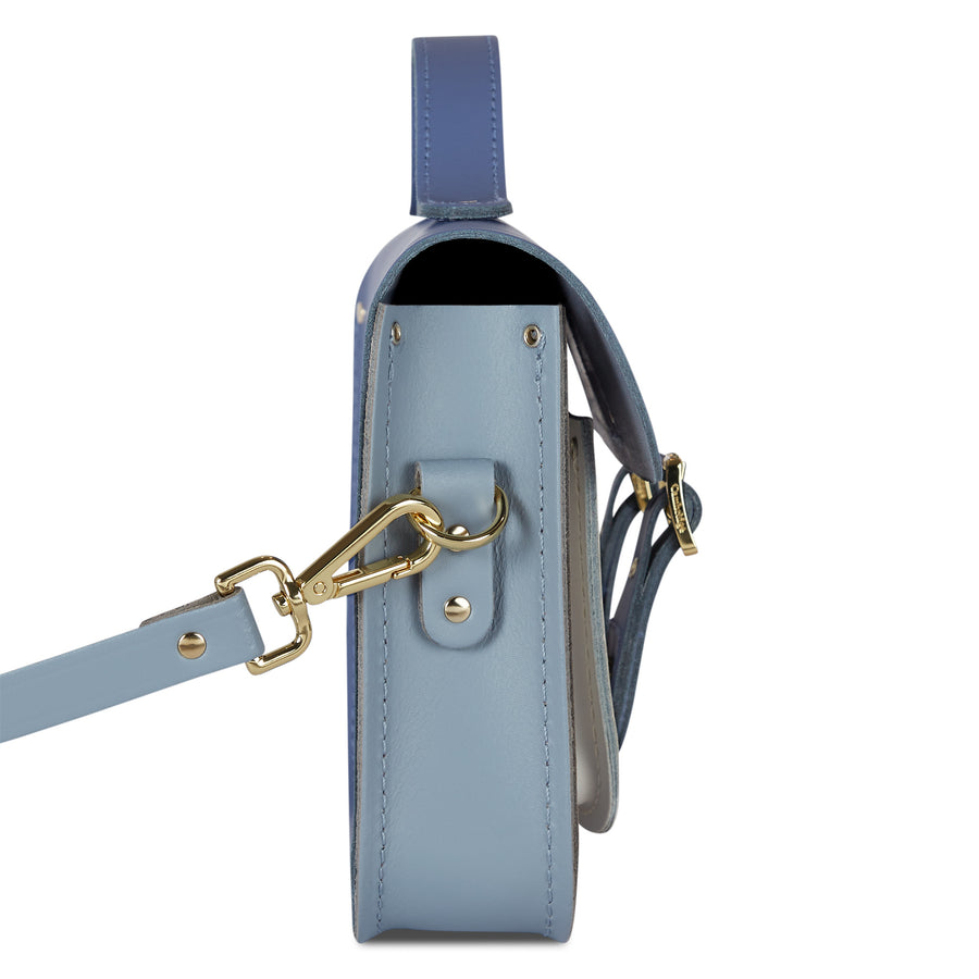 Blue Leather The Cambridge Satchel Company Bag
