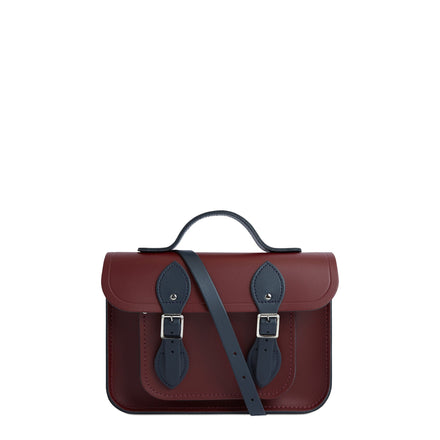 Oxblood Red Leather The Cambridge Satchel Company Bag