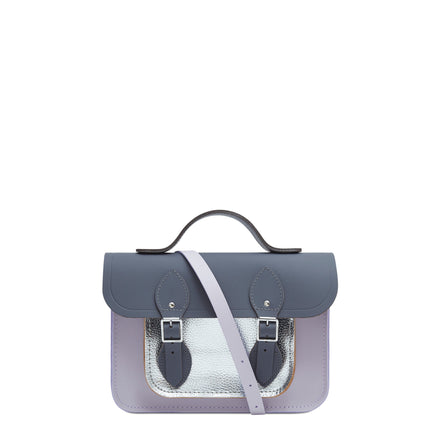 Grey Leather The Cambridge Satchel Company Bag