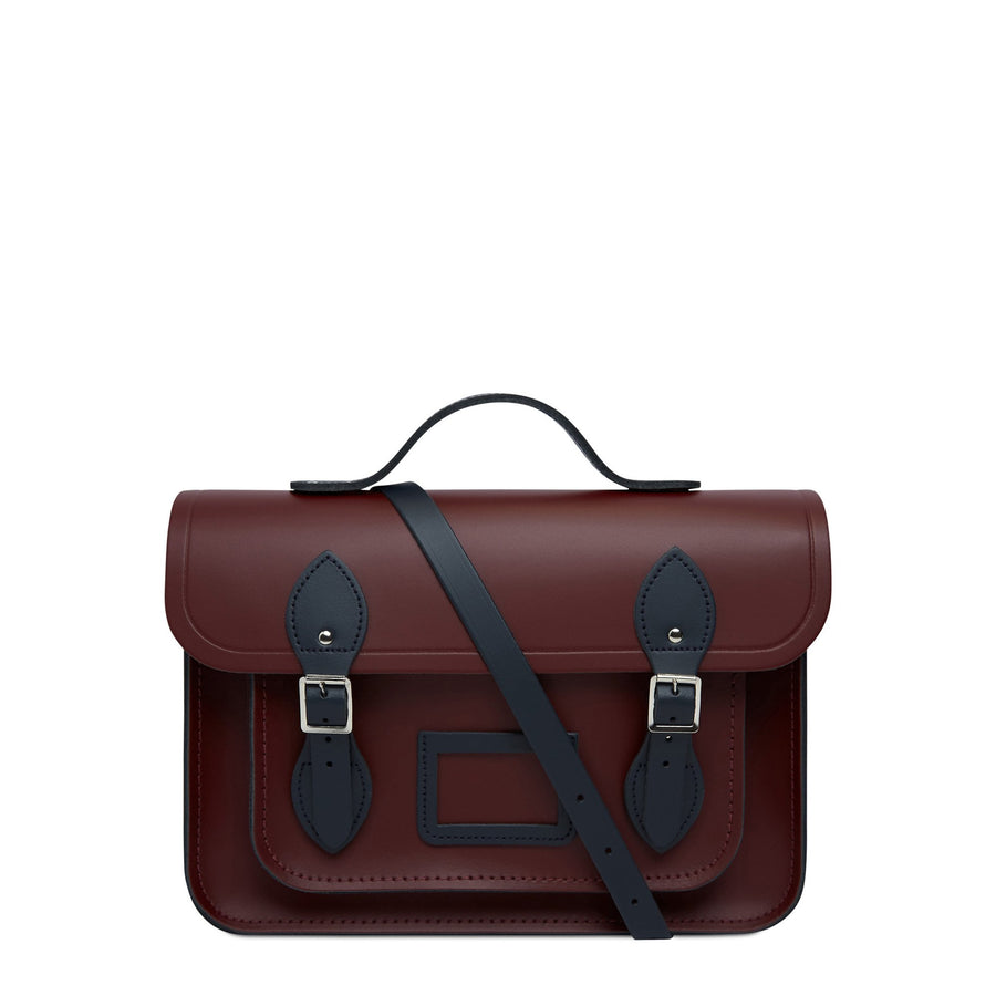 Oxblood Leather The Cambridge Satchel Company Bag