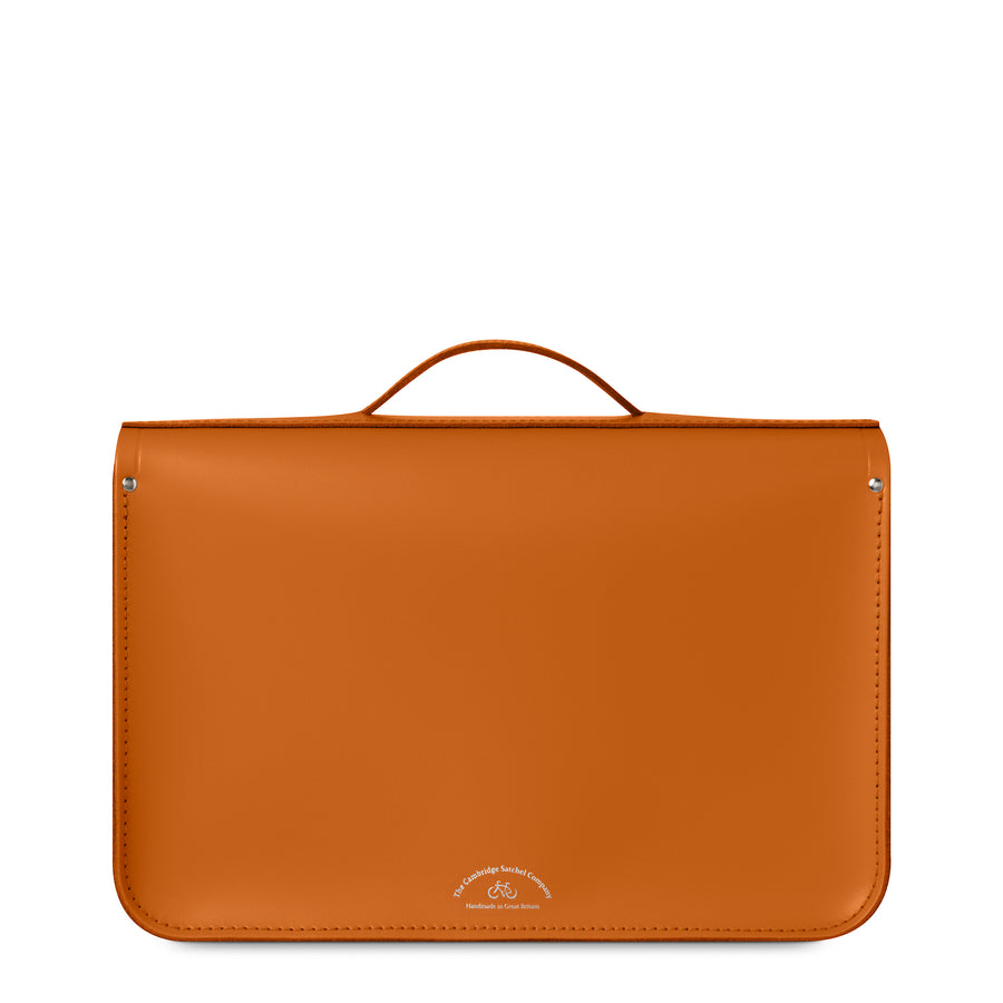 15 Inch Classic Batchel in Leather - Canyon | Cambridge Satchel Company