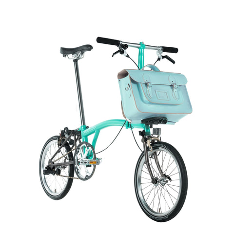 The Brompton Bike 15 inch Batchel - Turkish Green