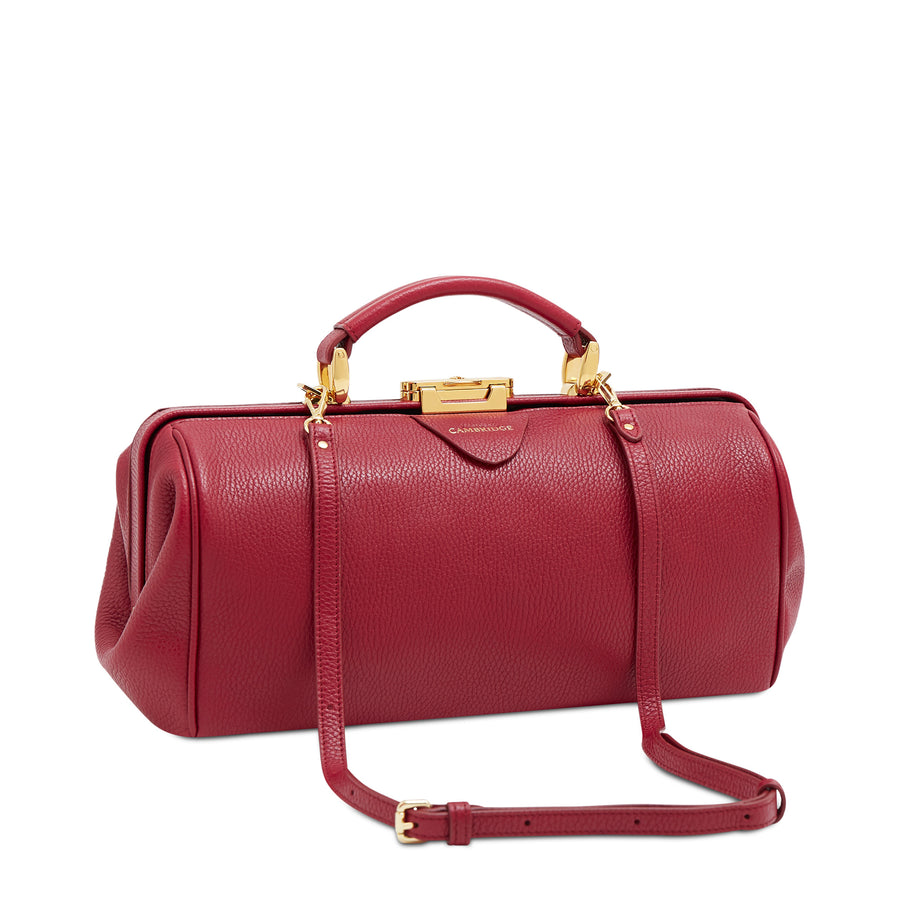 Doctors Bag - Maple Calf Grain