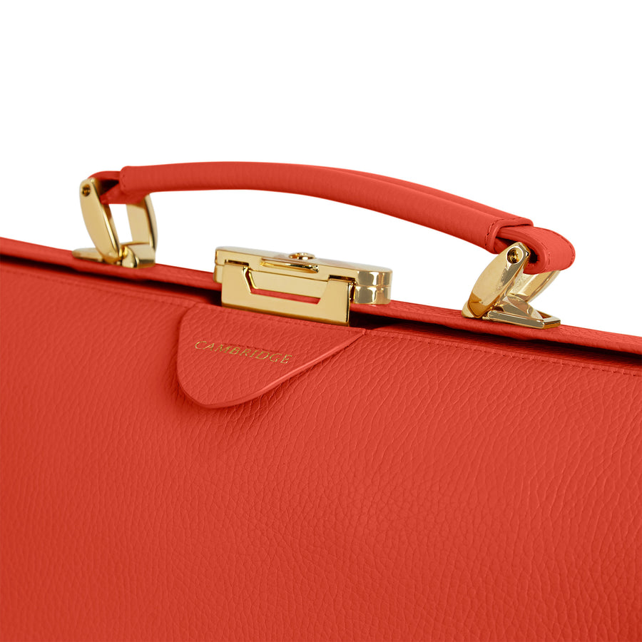 Doctors Bag - Miami Sunset Calf Grain