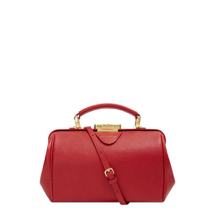 Shanghai Red Sophie Bag Women's Leather Handbag