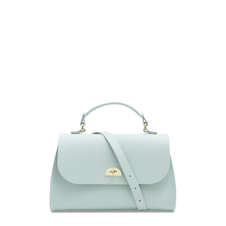 Daisy Bag in Leather - Sea Foam Matte | Women's Handbag & Cross Body Bag