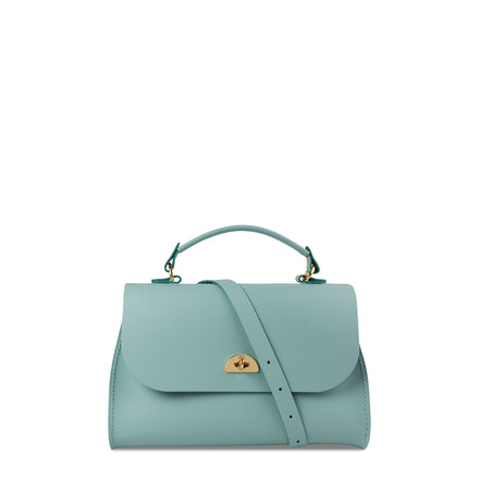 Daisy Bag in Leather - Brilliant Sage Matte
